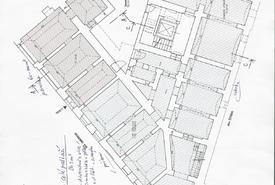 Pronájem obchodního prostoru 450, Praha  - Žižkov ul. Štítného Pronájem obchodního prostoru 450, Pra